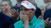 Brooke Henderson has her Mike Weir moment