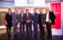 National Bank Unveils BLEU DE BLEU