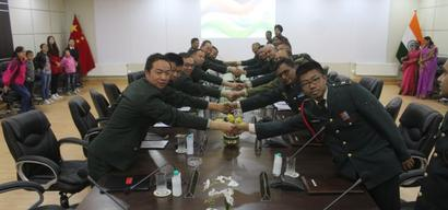 India, China border personnel meet on I-Day