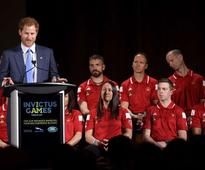 Prince Harry launched the official countdown to the 2017 Invictus Games,