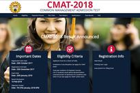 CMAT 2018 results declared