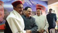 Satpal Singh Satti gets third term as Himachal BJP president
