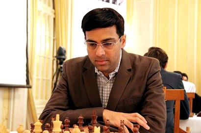 Sports shorts: Anand holds Carlsen; Atwal makes cut