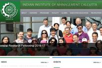 IIM Calcutta fees hiked by 16 per cent to Rs 19 lakh