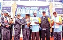 Numaligarh Marathon concludes