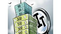 I-T revenue on rise in first month of the year