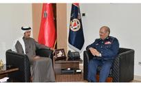 Public Security Chief receives Foreign Ministry Undersecretary for International Affairs
