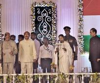 Mamata takes charge as CM for second term