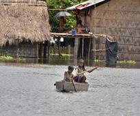 Assam floods: Toll reaches seven, over 20,000 marooned
