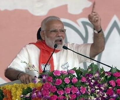 BJP has served Nehrus vision of India better than Congress: PM
