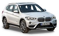 BMW X1 xDrive20d 5-dr wagon