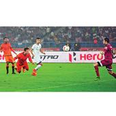 Delhi Dynamos off the mark