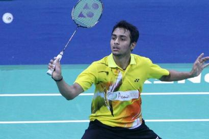 Chinese Taipei Grand Prix: Sourabh storms into final