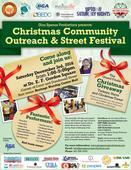 Dec 3: Christmas Street Festival On Court Street