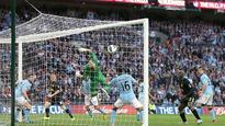 Wigan shock Man City in cup final