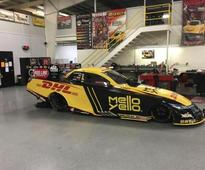 Mello Yello Debuts Special Edition Paint Scheme to Run in Funny Car Division of NHRA U.S. Nationals