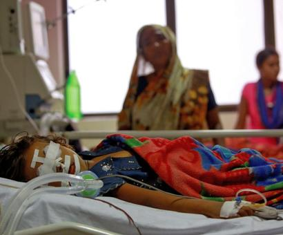 49 infants die in 1 month in Farrukhabad hospital, DM and CMO transferred