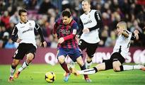 Messi and Co. aim for domestic double in Copa final