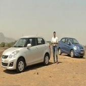 Maruti Dzire vs Honda Amaze: Find out who comes on top!