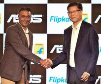 Flipkart eyes 40% share of India's phone market, inks partnership with Asus