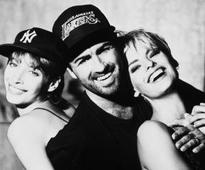 George Michael reunites with supermodles for tell-all film