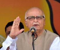 Congress will meet same fate in LS polls as in states: Advani