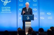 Bill Clinton's Speaking Fee Overlaps With Foundation Business