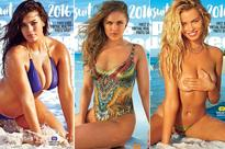 Naked Ronda Rousey and plus sized model Ashley Graham bare their curves for Sports Illustrated