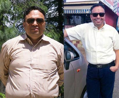 Fat to Fit: How I lost 24 kilos in 9 months
