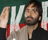 JKLF chairman Yasin Malik detained in Kashmir