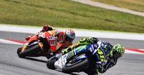 MotoGP 2016: Rossi masters tyres to win thrilling Catalan GP over Marquez