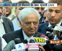 Mufti Mohammed Sayeed to take oath as J&K CM on March 1, PM Modi to attend swearing-in