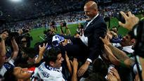 For Zinedine Zidane, winning La Liga title is bigger than World Cup!