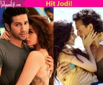 Move over Alia Bhatt and Varun Dhawan, we have a new HIT jodi  Tiger Shroff and Shraddha Kapoor!