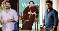 Mammooty, Mohanlal take to social media to condole death of Jaya