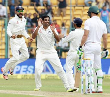 'In difficult situations, Ashwin gives me proper insight'