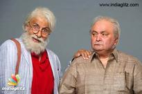 '102 Not Out': Big B, Rishi Kapoor's make-up artist share interesting tidbits