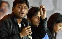 Kanhaiya Kumar's remarks on security forces trigger fresh row, BJP youth wing files complaint