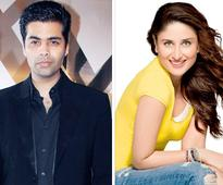 Karan Johar opens up about his fallout with Kareena Kapoor Khan