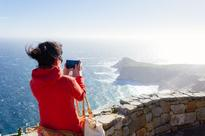 Stand at the edge of the world at Cape Point