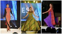 Miss Universe bets in Davao: adventurous in nature trip, elegant in fashion show