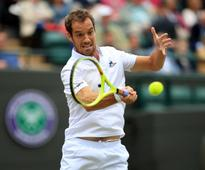 Richard Gasquet makes it through in Winston-Salem Open as he steps up comeback