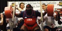 Watch: Powerlifter sets 438kg record with ease