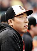 Orioles' Kim Hyun-soo Named Most Impressive Rookie