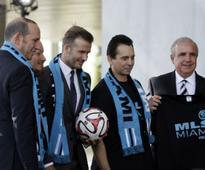 David Beckham takes major step towards owning Miami MLS franchise after securing land deal for stadium