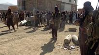 Taliban capture Jani Khel district in Afghanistan's Paktia province
