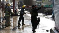 Kabul: Explosions heard in key diplomatic area