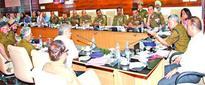 DGP Vaid stresses to ponder more welfare schemes