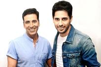 Akshay Kumar to help Sidharth Malhotra shape up for an action entertainer