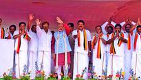 Tamil Nadu's growth neglected : Narendra Modi